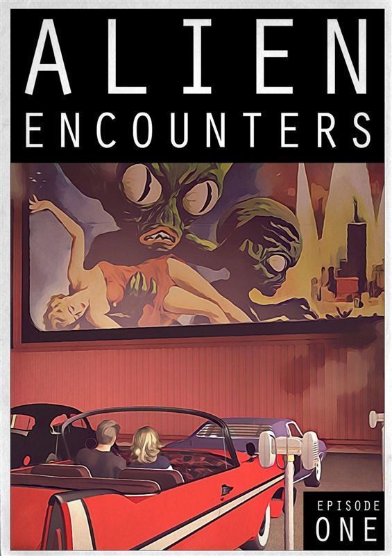 Taboo Studios – Alien Encounters 1