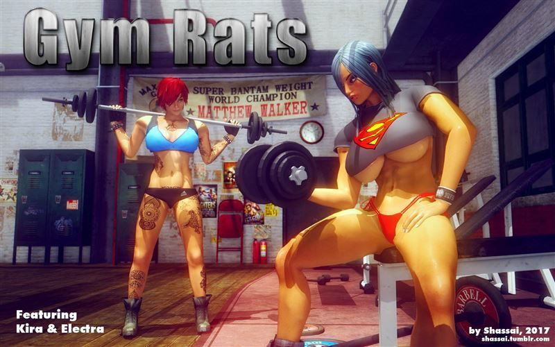 Shassai – Gym Rats Complete