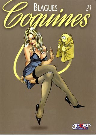 Bruno Di Sano Blagues Coquines Volume 21 [French]