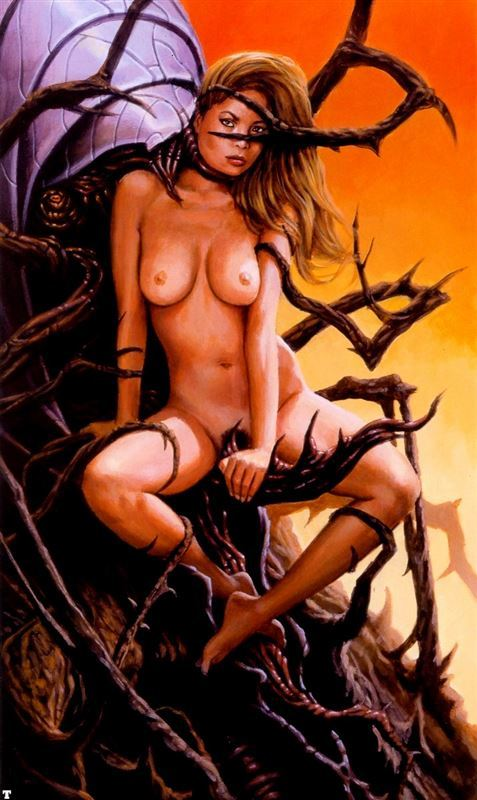 Erotic Art Collection by Dorian Cleavenger