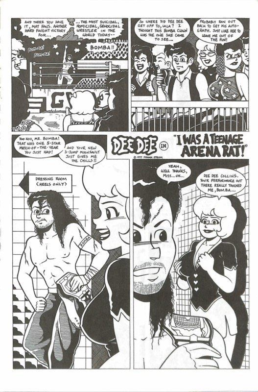 Dee Dee – Part 4 by ErosComix