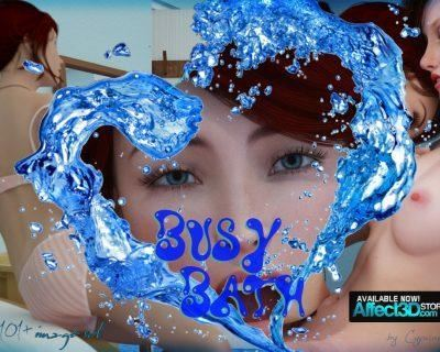 Cryprine – Busy Bath