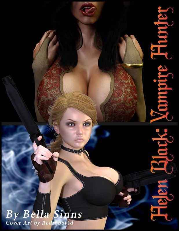 [Redrobot3D] Helen Black Vampire Hunter – A Night In Parris