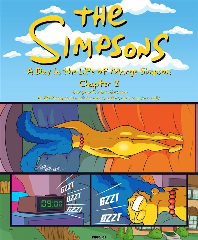 [Blargsnarf] The Simpsons – A Day in the Life of Marge – Ch. 2