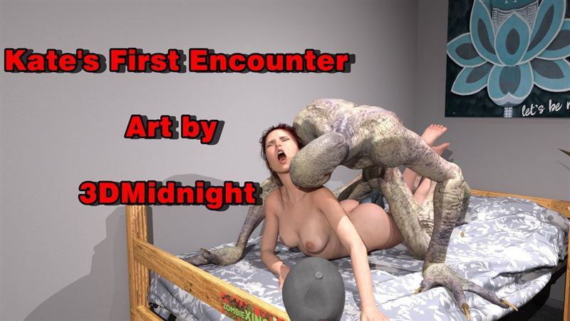 3DMidnight – Kate's First Encounter