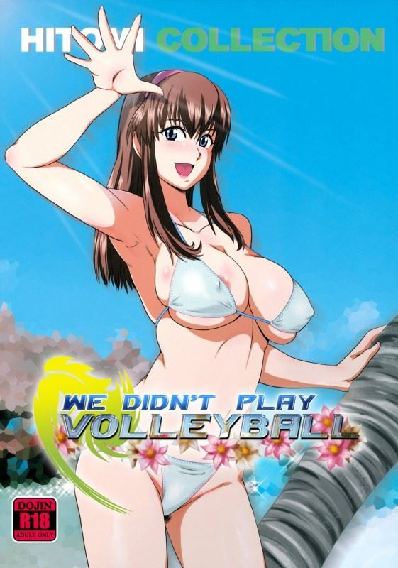 Minpei Ichigo – We didn't play Volleyball (Dead or Alive)