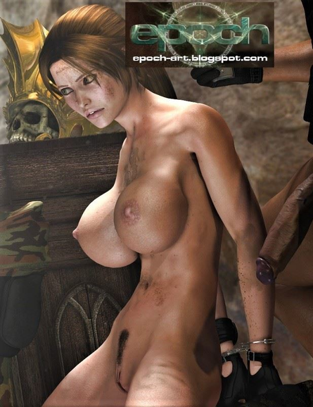 CrazyXXX3DWorld Clara Ravens vs Mercenaries