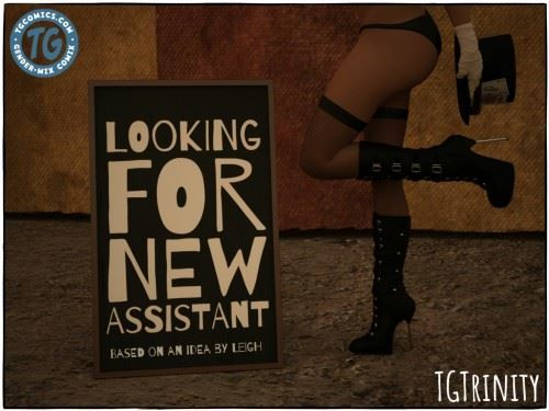TGTrinity – Looking For New Assistant