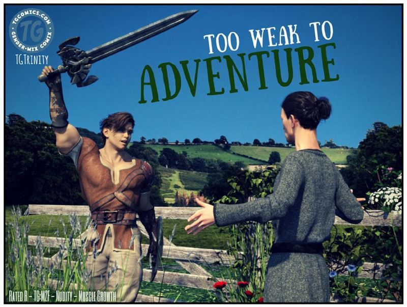 TGTrinity – Too Weak to Adventure