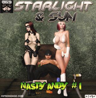 Hipbondage Starlight & Syn – Nasty Andy 1-6