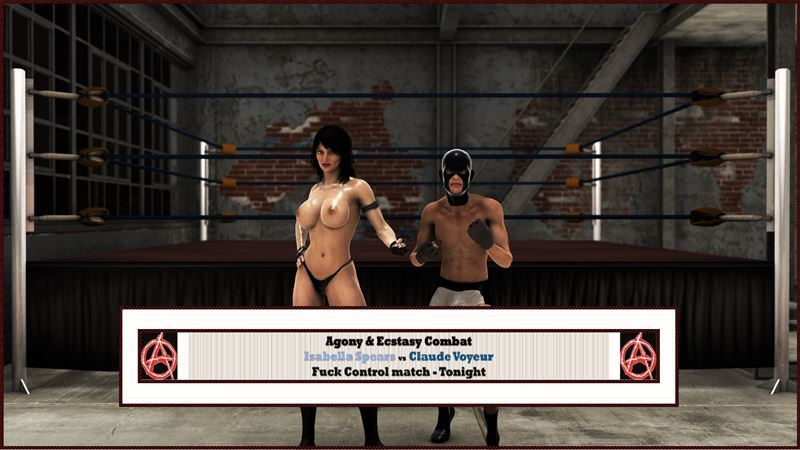 Chaos Wrestling Championship – Agony and Ecstasy Combat by FyuO1