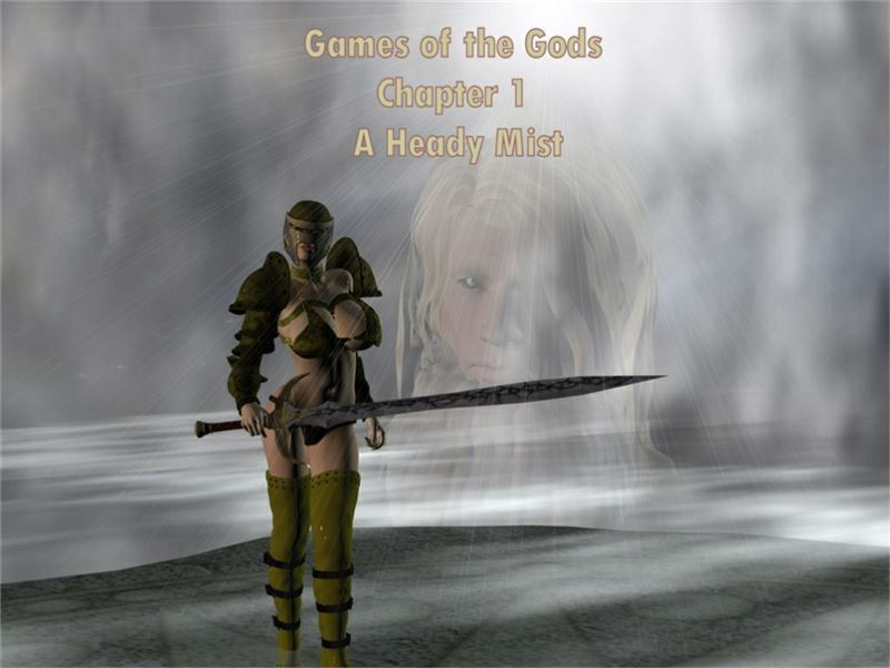 Games of The Gods by Angelo Michael