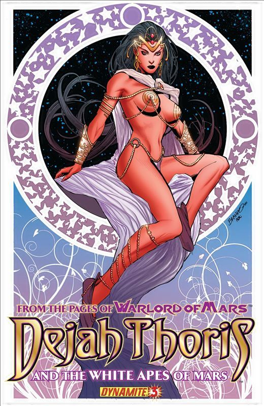 [Lui Antonio, Mark Rahner] Dejah Thoris And The White Apes Of Mars 2-4 (English)
