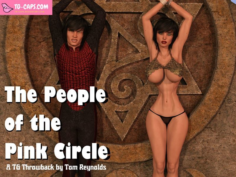 Tom Reynolds The People of the Pink Circle