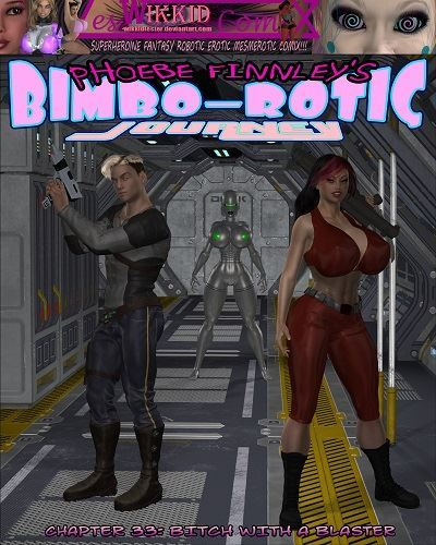 Phoebe Finnley's Bimbo-Rotic Journey 1-33 by WikkidLester