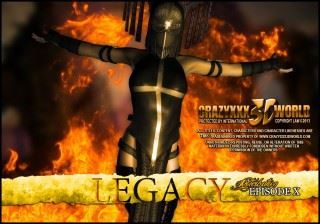 Crazyxxx3dworld Collection of LEGACY EPISODE 10 of 32