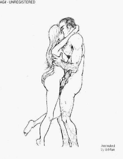 Randy Dave Sex Drawings
