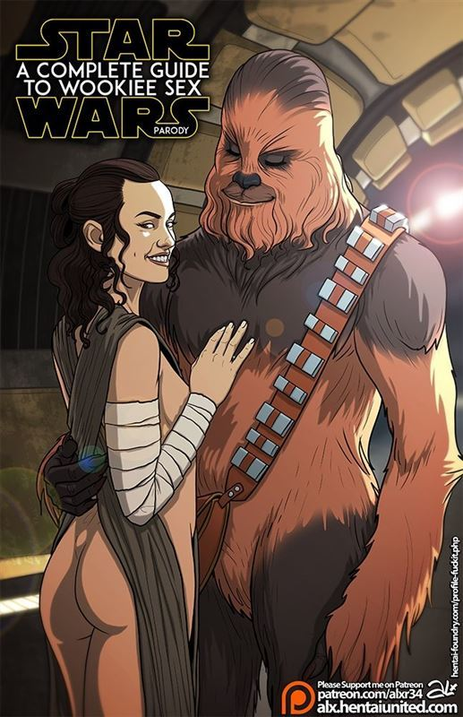 Fuckit – A Complete Guide to Wookie Sex [Star Wars]