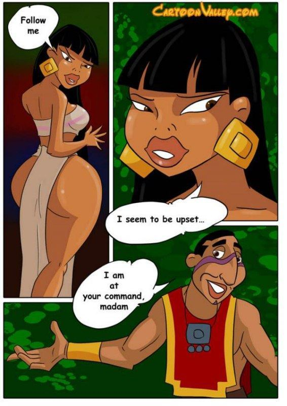 Road to El Dorado – Jungle Fucks 1 by Cartoon Valley