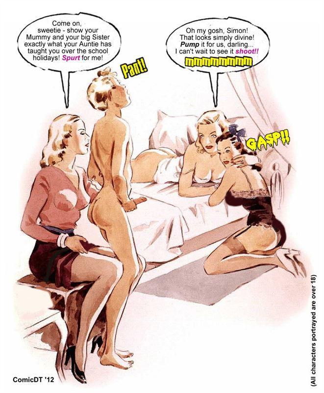 Porno Retro Mature Women Incest