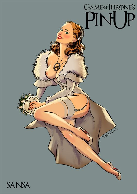 Andrew Tarusov – Game of Thrones Pin-up