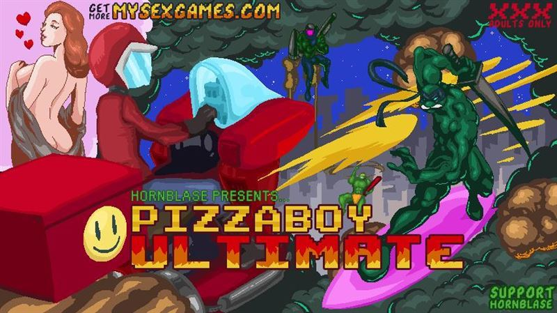 Pizzaboy Ultimate Version 4.2 Completed by Hornblase
