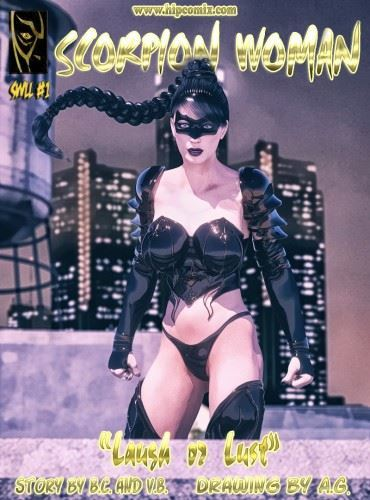 HipComix – Scorpion Woman – Laugh or Lust 1-3