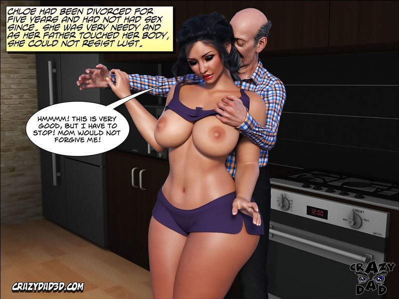 Crazy Dad – Daddy Crazy Desire 1 Completed