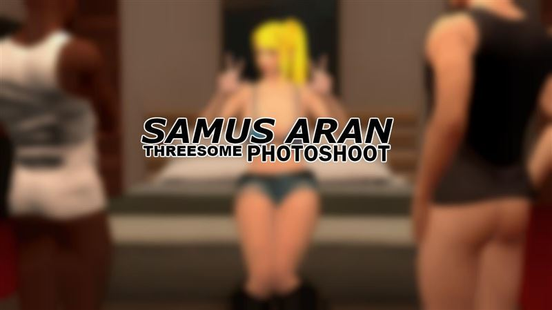 Samus Aran Threesome Photoshoot from Rindou
