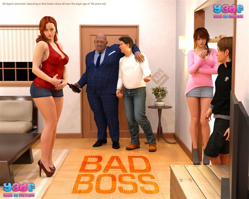 Y3DF Bad Boss