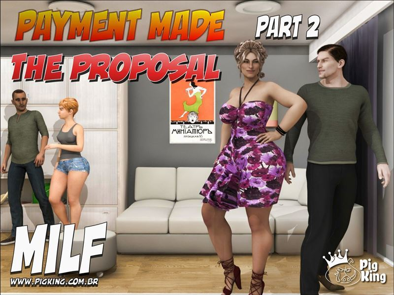 Payment Made 2 – The Proposal by Pig King