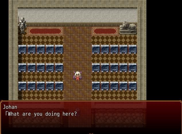 Clymenia – Saimin Kizoku English Version rpg