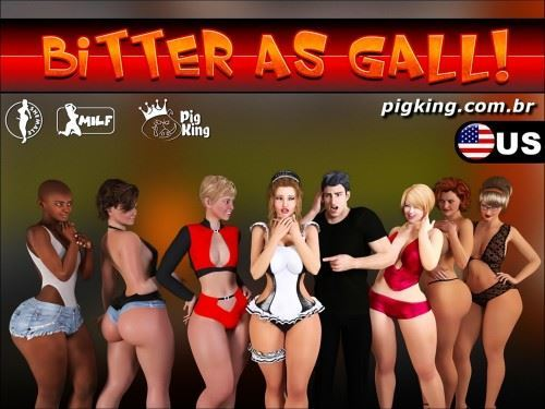 PigKing – Bitter as Gall