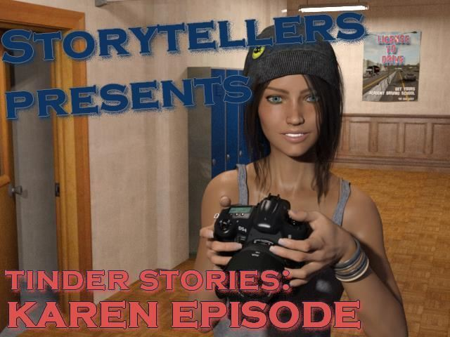 Tinder Stories – Karen Episode Version 1.0 by Storytellers