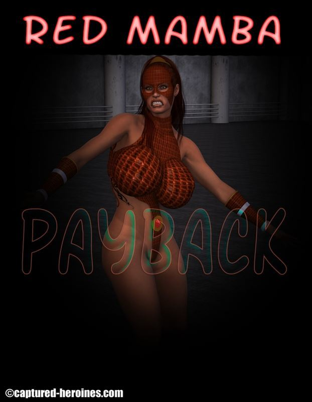 Captured Heroines – Red Mamba – Payback
