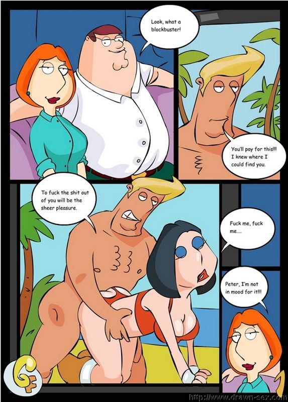 Family Guy – Role Playing (Drawn-sex)