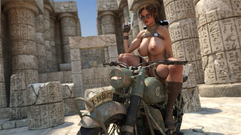 Tomb Rider Sex Adventure from zz2tommy