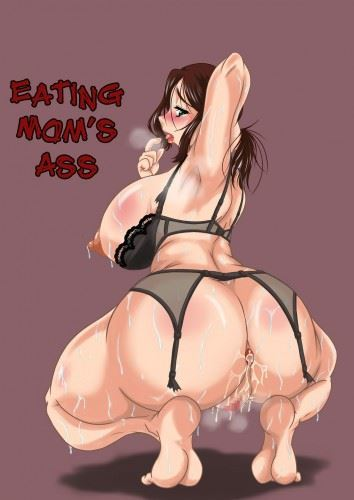 Eating Mom's Ass