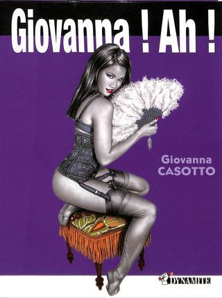 Giovanna Casotto Giovanna ! Ah ! [French]