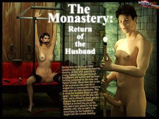 3dBDSMdungeon The Monastery – Return Of The Husband