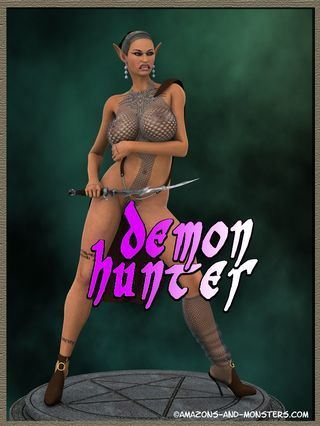 Amazons-and-monsters Demon Hunter