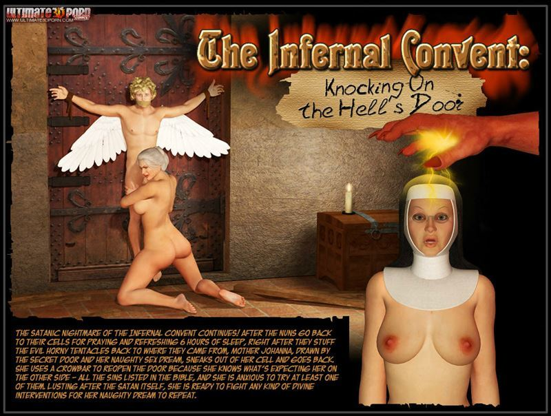[Ultimate3DPorn] The Infernal Convent 3 – Knocking On The Hells Door