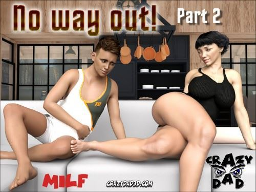 CrazyDad3D – No Way Out! Part 2