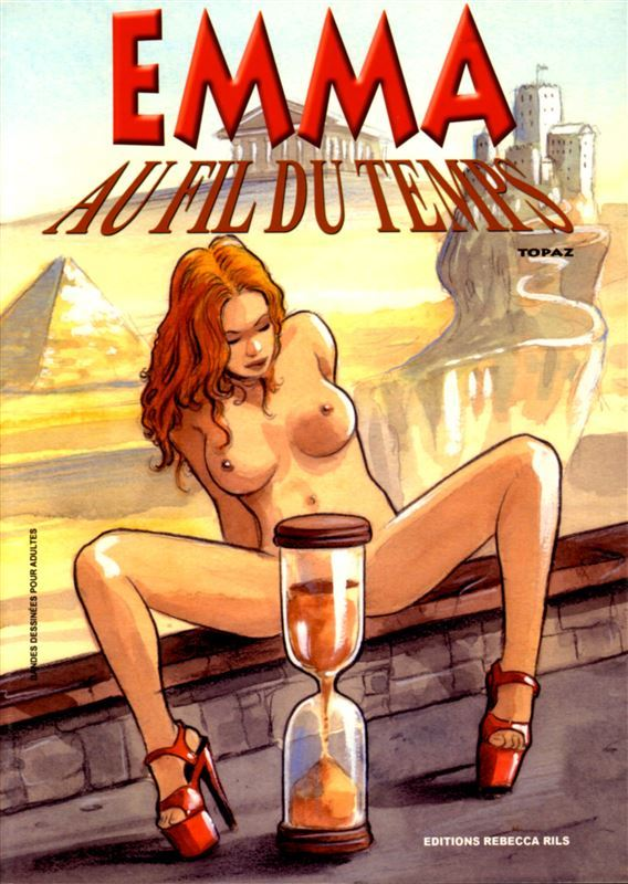 Topaz Emma au fil du temps 52 pages