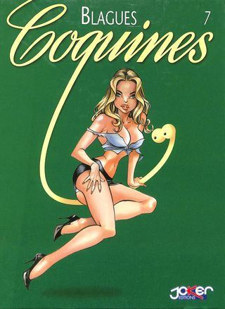 Bruno Di Sano Blagues Coquines Volume 7 (French)