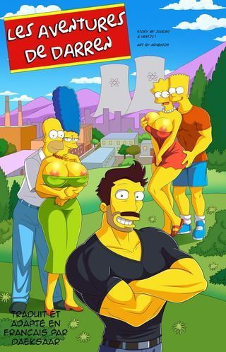 Arabatos Les aventures de Darren (The Simpsons) [French]
