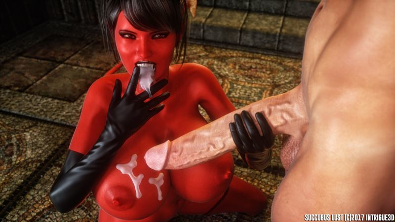 New 2017 Intrigue3D Succubus Lust