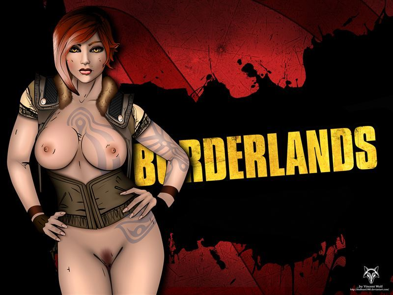 Lilith Borderlands 2 parody