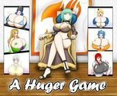 Fairy Tail Porn Parody By EscapeFromExpansion – A Huger Game