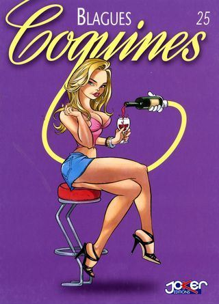 Bruno Di Sano Blagues Coquines Volume 25(French)